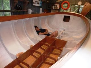 The water ballast tank