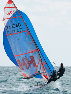 2010 29er World Championship, Barbados