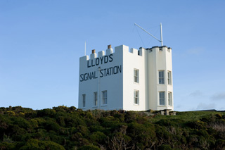 Lloyds Signal Station, Lizard Peninsula, Cornwall