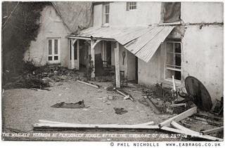 whirlwind damage, pendower, 1908 by e a bragg