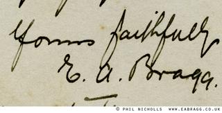 ea bragg signature