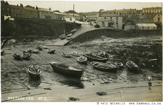 (8) ea bragg, the harbour, portscatho