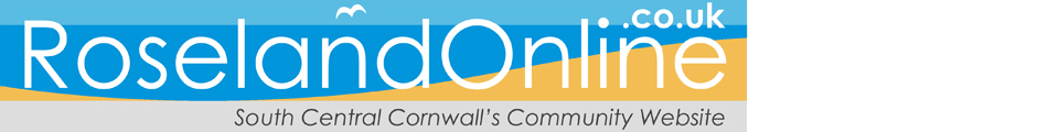 RoselandOnline - South Central Cornwall's Community Website including the Roseland Peninsula