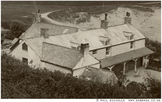 ea bragg, pendower house detail C.1906, © phil nicholls  www.ea