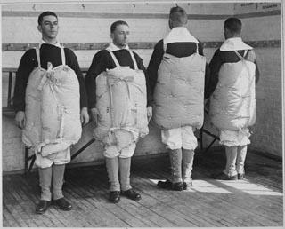 Mattress-Life-jackets