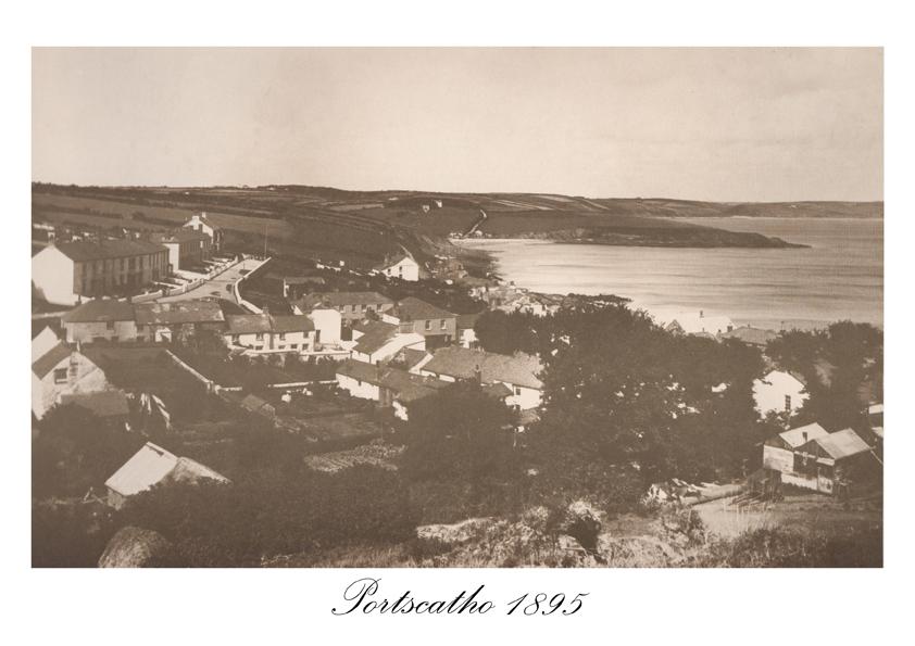 Portscatho1895-2-framed