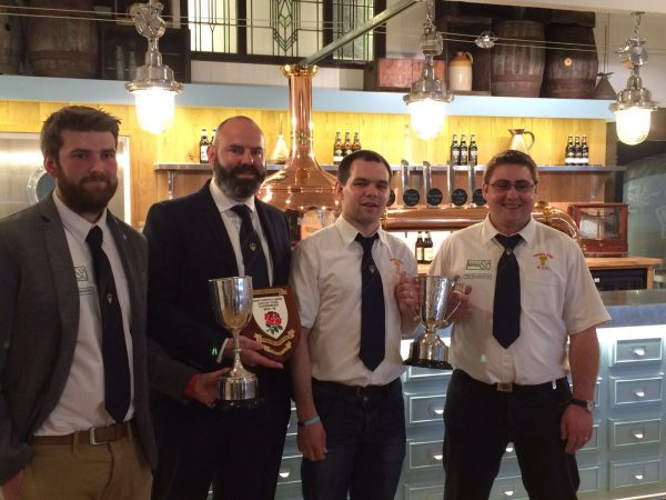 Roseland Rugby Cups