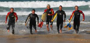 RNLI offers winter surf safety tips at Boscombe