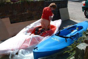 Kayaks Heritage Dolphin