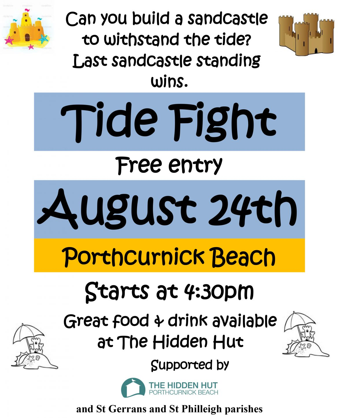 Tide Fight Poster 2016