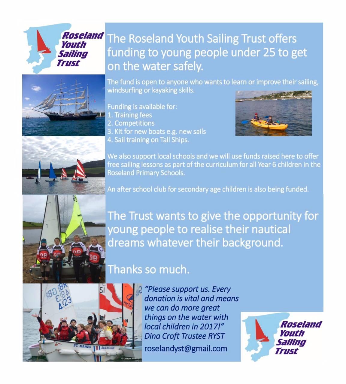 Roseland Sailing Trust