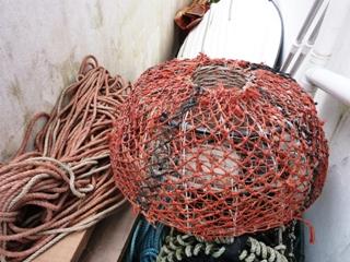 Gorran crab pots