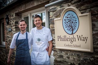 New Cornish Cookery School Opens On The Roseland