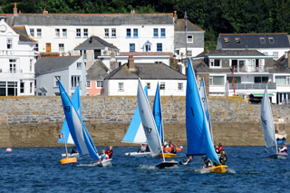 St Mawes - Junior Race Week2