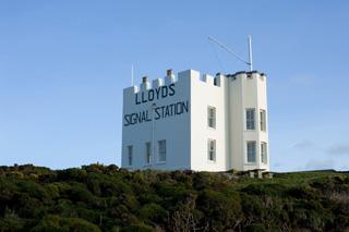 Lloyds Signal Station, Lizard Peninsula, Cornwall