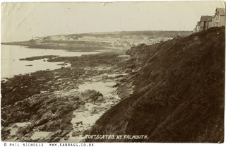 (4) ea bragg, portscatho view from cliffs