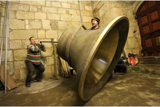 gorran church bell lift