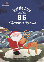 The Big Christmas Rescue children's book front cover