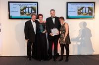 Cornwall Tourism Awards GOLD redux