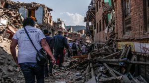 Nepal - Earthquake response 2015-16