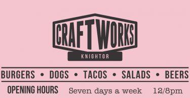 Craftworks banner